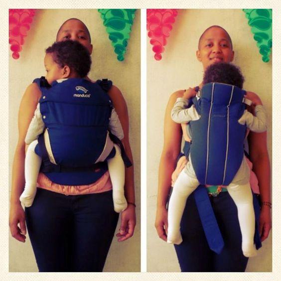 nosidło dla niemowląt